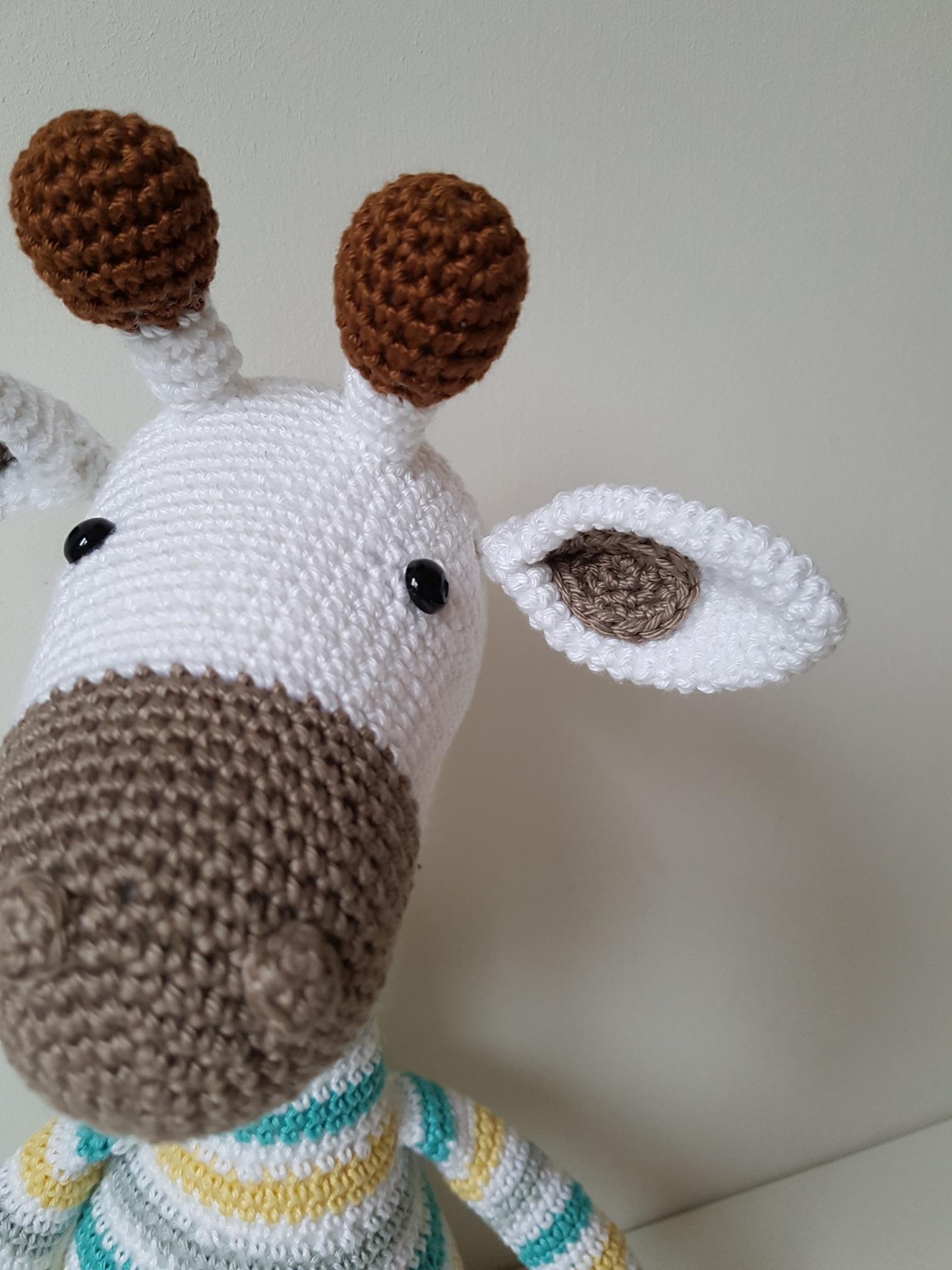 Giraffe Gijs