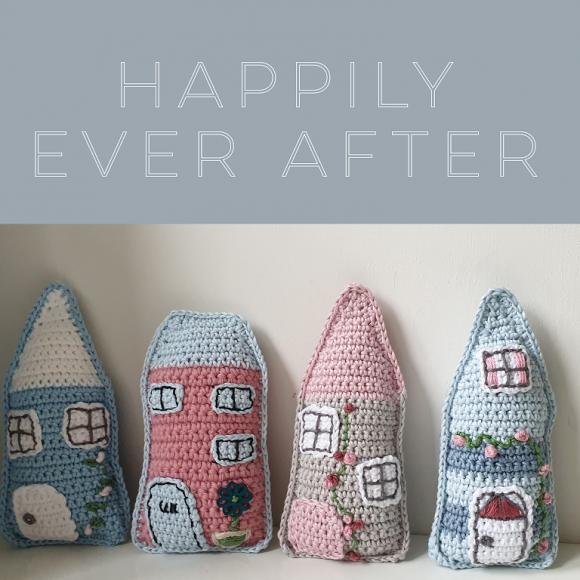 Gehaakte huisjes – Little folk house